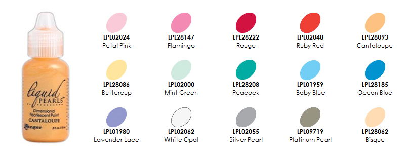 1 - Liquid Pearls