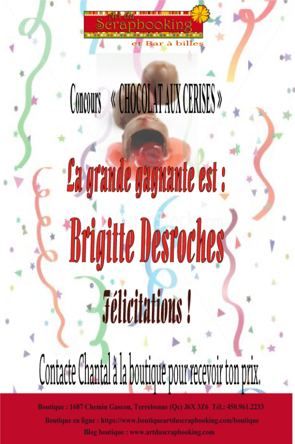 Annonce-gagnante