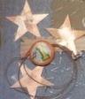 Étoile 2 encre et ponçon