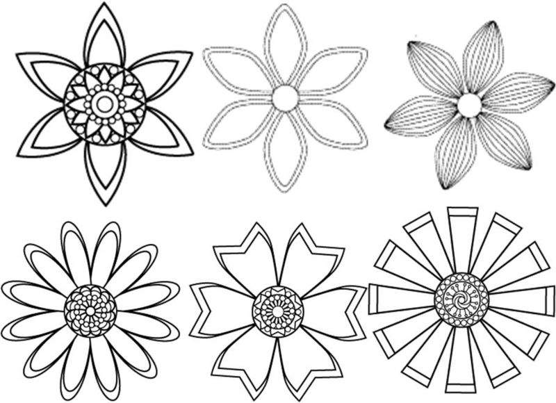 Fleurs groupe