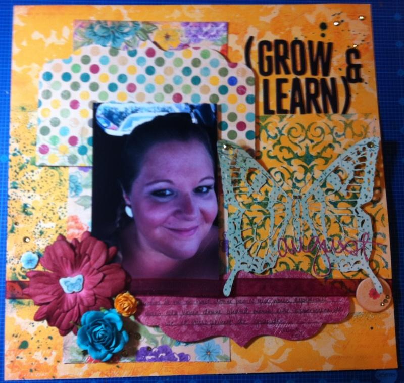 Kit Ambrosia - Marilyn Grow & Learn