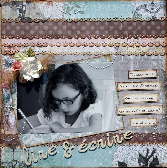 Kit Fairy Belle - Etoie Lire et ecrire