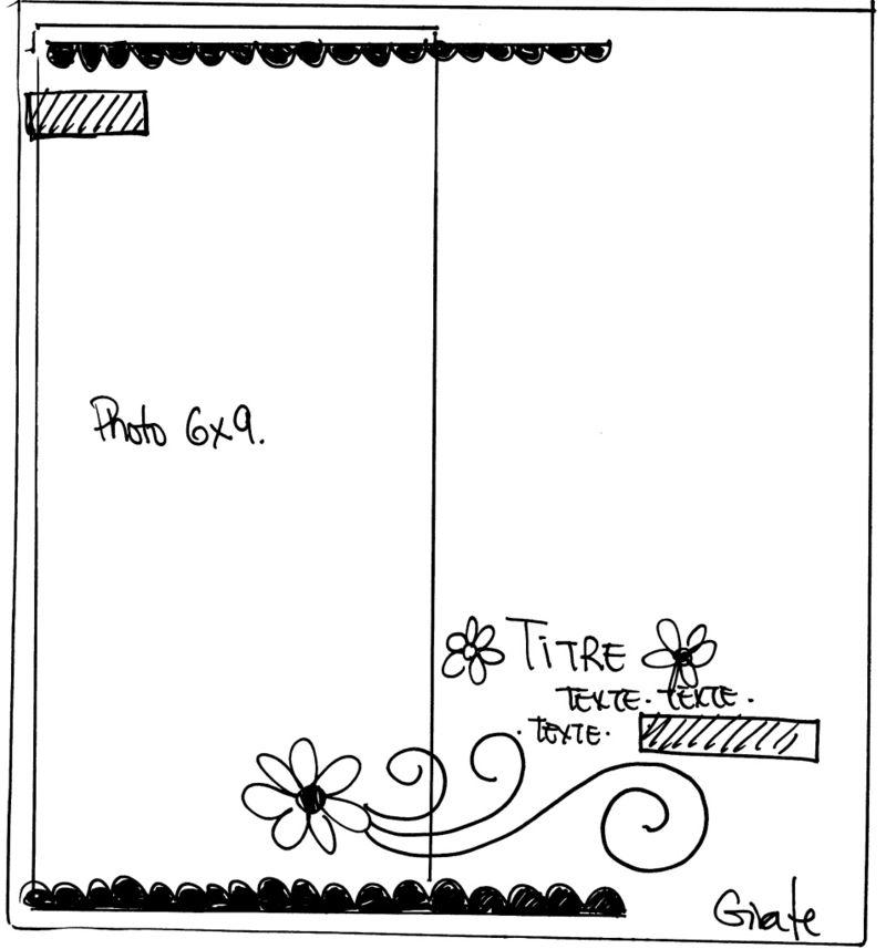 Girafe - Sketch semaine 16 septembre