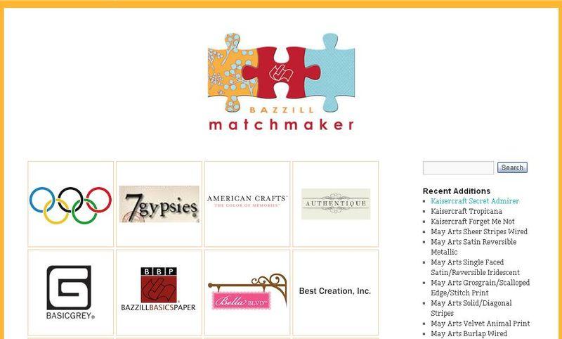 Exemple_Bazzill Matchmaker