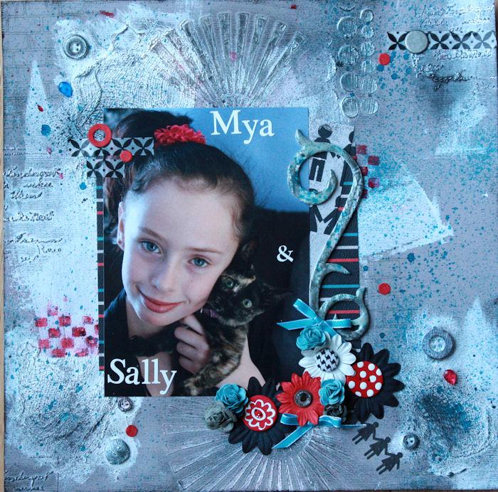 ~Étoile~_Celebrate_Mya et Sally