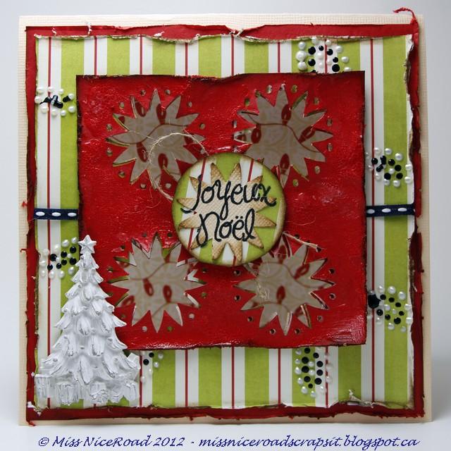 Miss NiceRoad_Joyeux Noël
