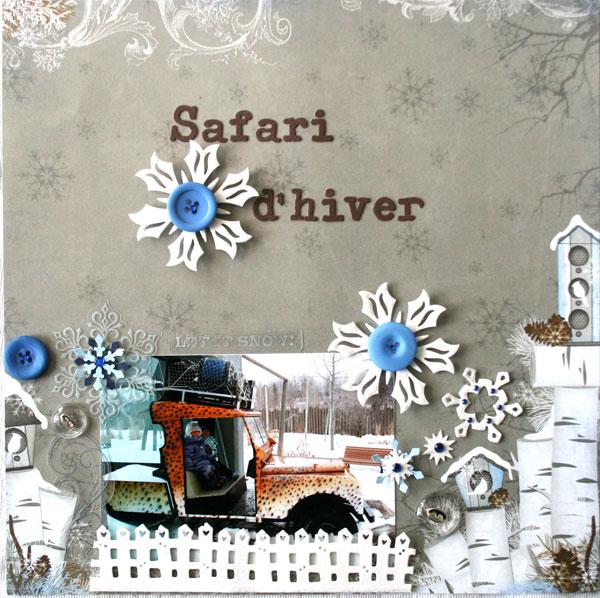 Safari-hiver