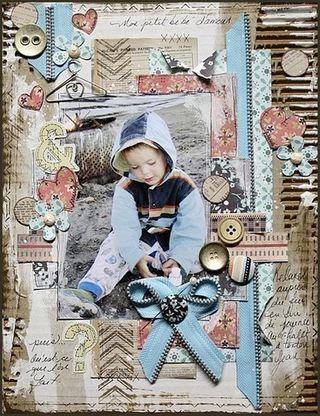 Owarde_Lucille_Mon petit bébé d'amour