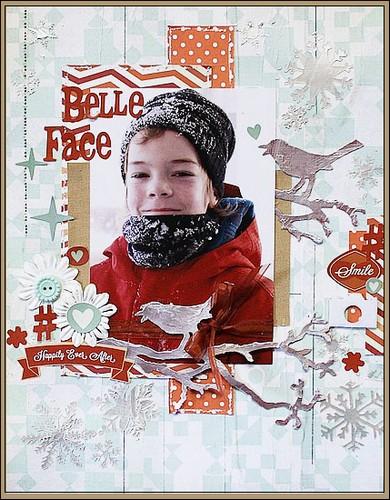 Owarde_Darling Dear_Belle face