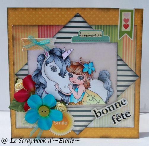 Étoile_Summer Love_Bonne fête