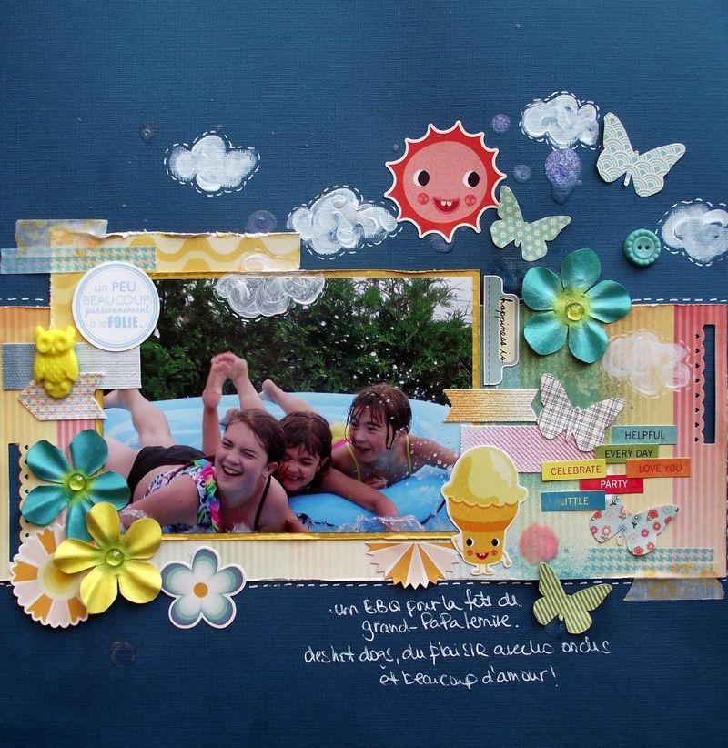 Girafe_Summer love_Celebrate