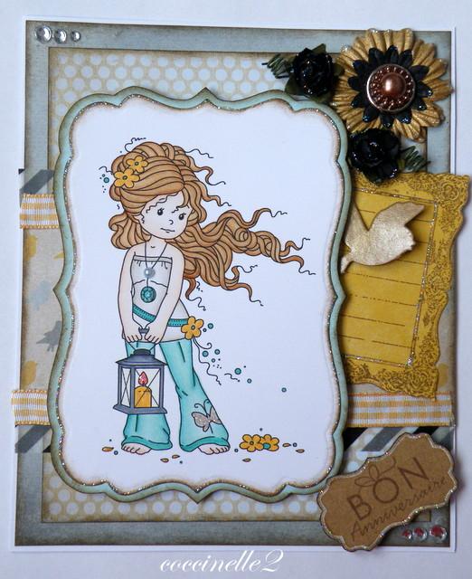 Coccinelle2_Sunshine in my soul_Hopeful
