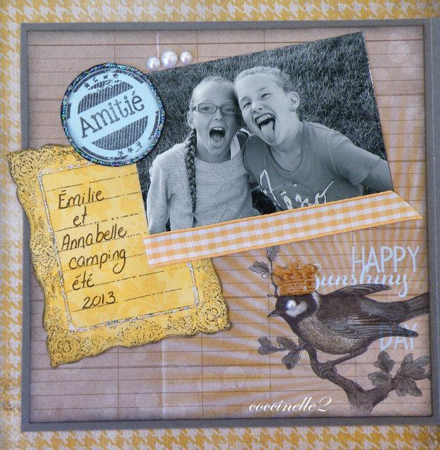 Coccinelle2_Sunshine in my soul_Mini-album5
