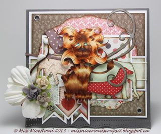 Miss NiceRoad_Sweet Pea_Whimsy Lion
