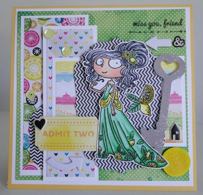 Marilyn_défi sketch 13 sept_LiLy Lemon