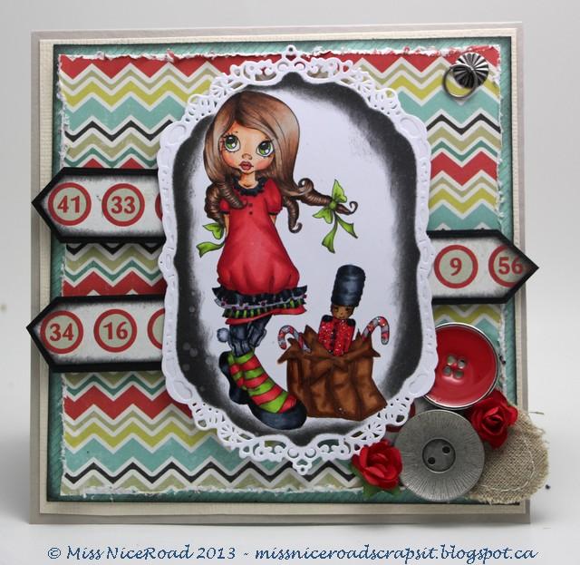 Miss NiceRoad_Well Played_Christmas Nutcracker