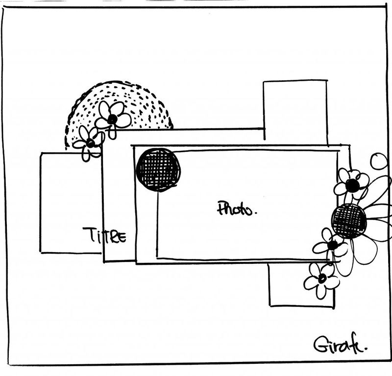 Sketch2 girafe