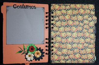 Nienna_Happy Haunting_Mini-album_pages3-4