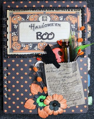 Nienna_Happy Haunting_Mini-album_front