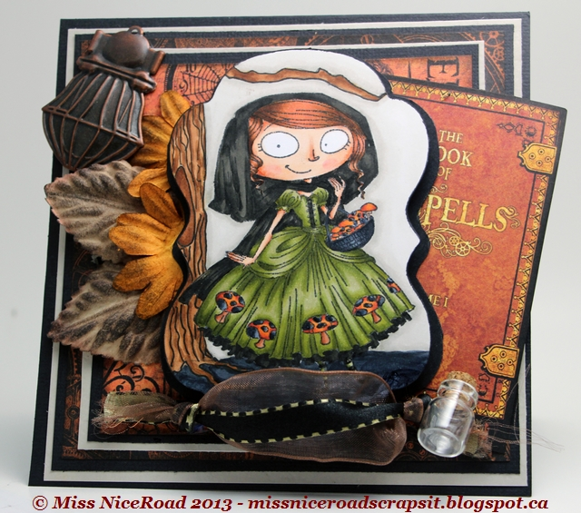 Miss NiceRoad_Steampunk Spells_Willow