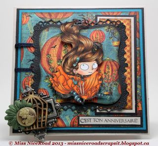Miss NiceRoad_Steampunk Spells_Alice in Wonderland