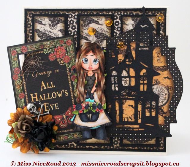 Miss NiceRoad_Steampunk Spells_Gardener Gayle