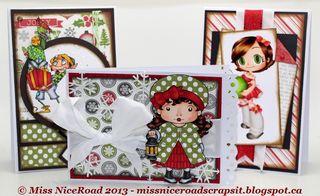 Trio cartes express Noël 2