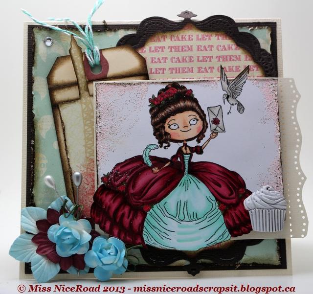 Miss NiceRoad_Marie-Antoinette