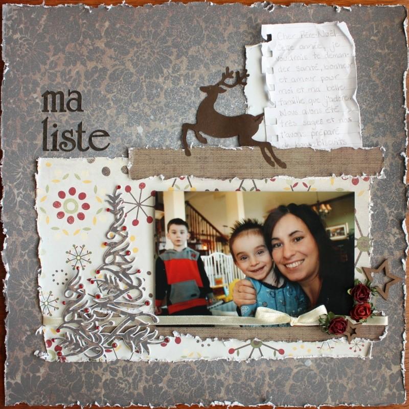 Stacy_Home for christmas_Ma liste