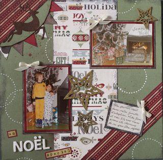 Etoile_Home for christmas_Un noël spécial
