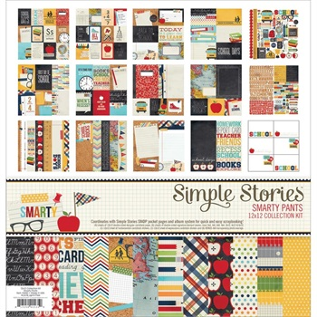 Simple stories smarty pants