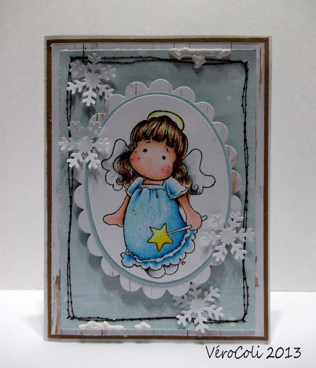 Carte angélique - Verocoli