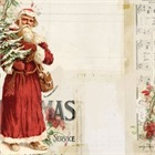 T140-55319-1-My-Mind-s-Eye-Papier-a-motifs-recto-verso-12-X12-Collection-Vintage-Christmas-Santa