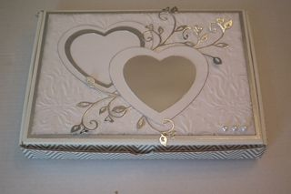Boitatou Pomettes - Coeur pour mariage