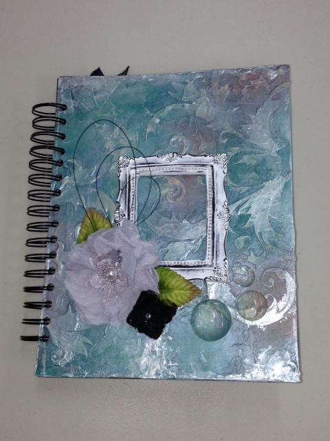 Album mixed media