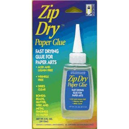 Colle zip dry