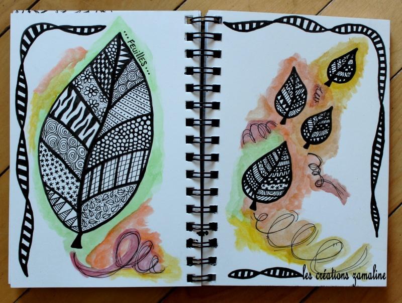 Zamaline-Doodling