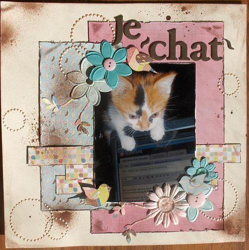 """Je """"chat""""_Hopscotch"""